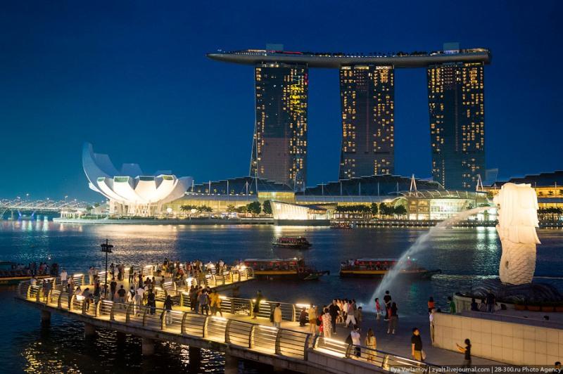 Singapore ot Metropolys