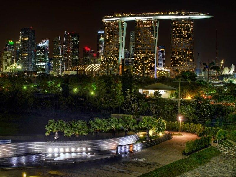Singapore ot metropolyss