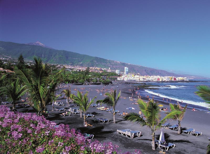 Tenerife ot Metropolyss